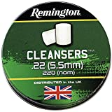 REMINGTON CLEANSERS - CLEANING PELLETS .22 -5.5mm AIR RIFLE BORE CLEANING PELLETS TIN OF 220.
