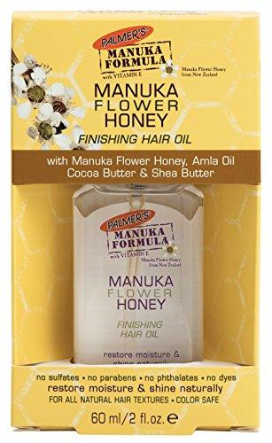 Palmer's Manuka Huile pour cheveux 60 ml