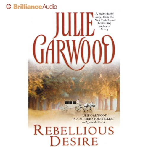 Rebellious Desire audiobook cover art