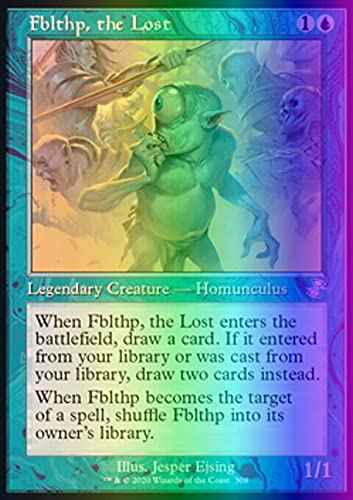 Magic: The Gathering - Fblthp, The Lost - Foil TSR