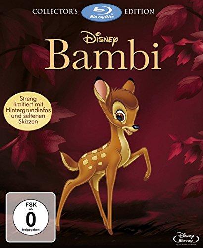 Bambi 2 - Der Herr der Wälder (Digibook) [2 Blu-rays] [Limited Collector's Edition] [Limited Edition]