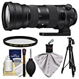 Sigma 150-600mm f/5.0-6.3 Sports DG OS HSM Zoom Lens for Canon EOS Cameras...