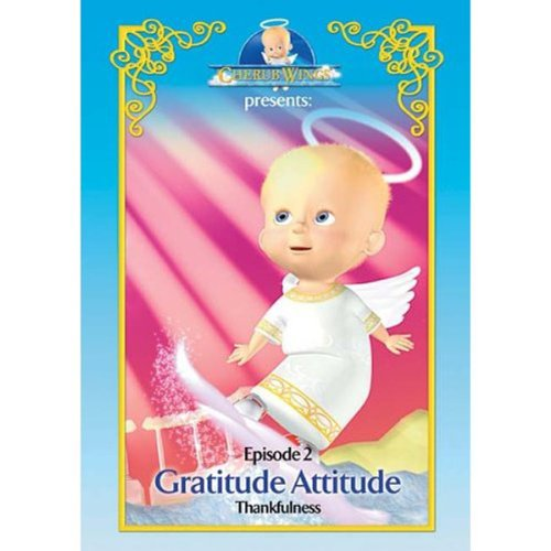 Cherub Wings: Episode 2 - Gratitude Attitude copertina