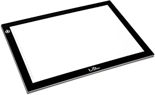 LitEnergy A4 Ultra-Thin Portable LED Light Box Trace USB Power LED Artcraft Tracing Light Table for Artists,Drawing, Sketching, Animation