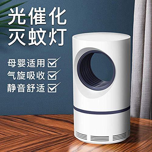 N / A Mosquito-Lampe USB-Haupt Schlafzimmer Moskito-Mörder-Moskito-Lampe für Innen- und Außen sicher und Tasteless Mückenschutz Lampe verwendet Werden
