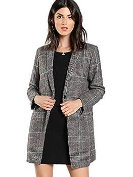 Best plaid coat Reviews