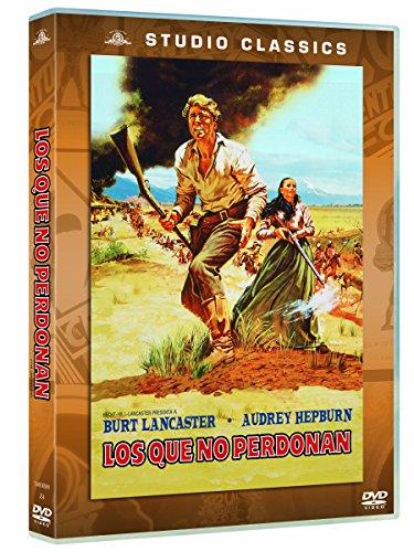 Los Que No Perdonan [DVD]