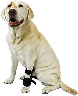 Walkin' Pet Splint for Dogs, Canine Carpal Front Leg Splint with Foam Inserts for a More Custom Fit