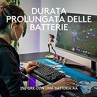 Logitech G305 K/DA LIGHTSPEED Mouse Gaming Wireless, Attrezzatura Ufficiale di League of Legends, Sensore HERO, Leggero, Tasti Programmabili, Autonomia 250h, Memoria Integrata - Bianco #5