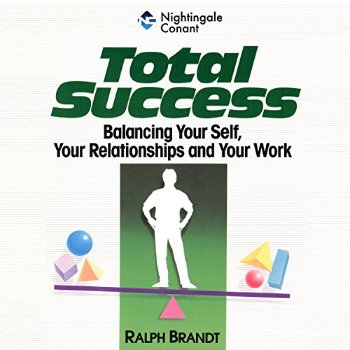Total Success audiobook cover art