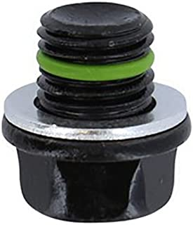 SMART-O R6 Oil Drain Plug M14x1.5mm - Engine Oil Pan Protection Plug with Anti-Leak & Anti-Vibration Function - Install Faster, Re-usable and Eco-Friendly