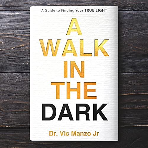 『A Walk in the Dark』のカバーアート