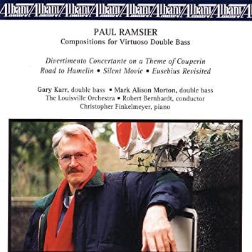 Compositions for Virtuoso Double bass