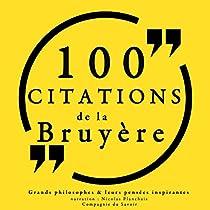 Bruyère Citations Jean La De Audio Livre 100 fS6q1wxn