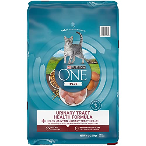Purina ONE Urinary Tract Health Formula Adult Cat Food