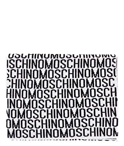 Sjaal van wol voor heren, meerkleurig 50032 - MOSCHINO