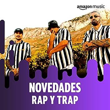 Novedades de Rap y Trap