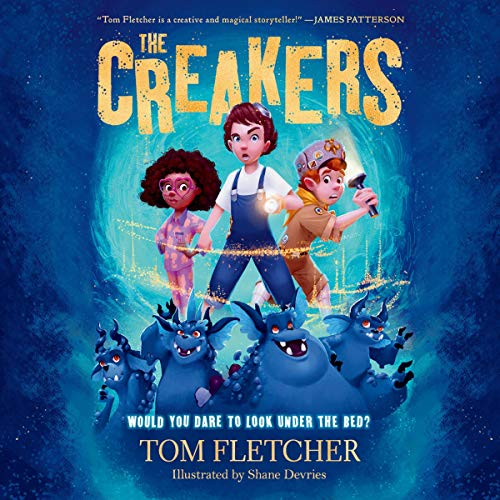 The Creakers  By  cover art
