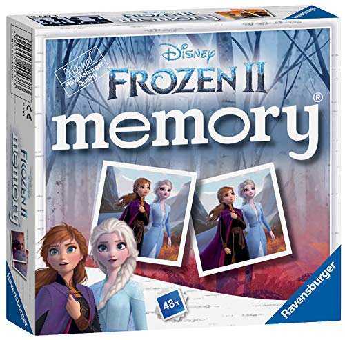 Ravensburger 20437 Disney Frozen 2 Mini Memory Game,