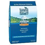 Natural Balance Original Ultra Dog Food, Chicken, Chicken Meal & Duck Meal Formula, 30 Pound Bag