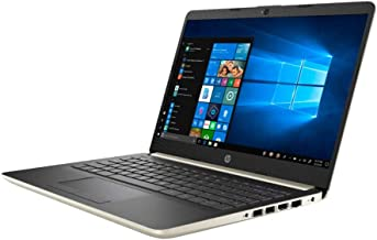 HP Pavilian Newest 14-Inch Premium Laptop, Intel Dual Core i3-7100U 2.40 GHz, Intel HD 620, 4GB DDR4 RAM, 512GB SSD, USB-C, HDMI, WiFi, Bluetooth, HD Webcam, Windows 10 Home, Ash Silver