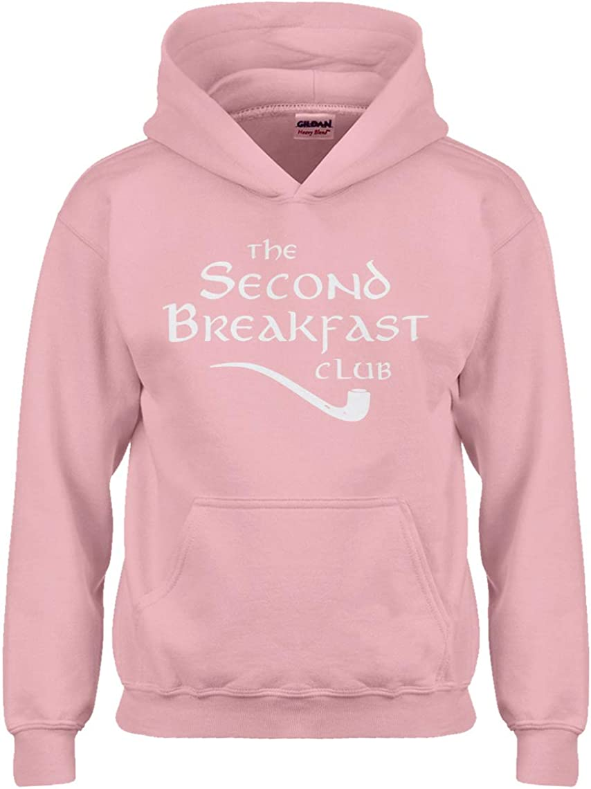 Indica Plateau Second Breakfast Club Hoodie for Kids