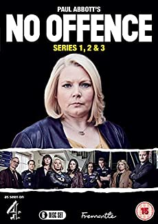No Offence - Series One, Two & Three