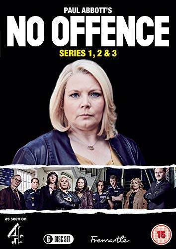No Offence: Series 1,2 & 3 Boxse...