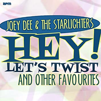 Hey! Let's Twist and Other Favourites (feat. Gary Crosby, Teddy Randazzo, Kay Medford, Willie Davis, Kay Arman, Jo Ann Campbell, Jeri Lynne Fraser)