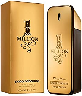 1 Million by Paco Rabanne for Men Eau de Toilette 100ml