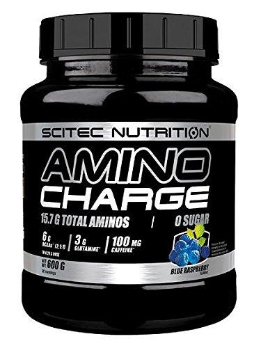 Amino Charge 600g Blue Raspberry