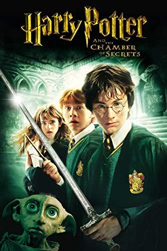 GUANGMANG Kit De Pintura Al Óleo por Número para Adultos Principiantes, 40,6 X 60,9 Cm – Posters De Películas De Harry Potter Y La Cámara Secreta, Decoración De Navidad Regalos