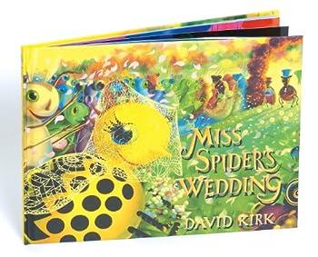 Miss Spider s Wedding