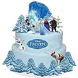 Disney des Décors de gâteau en gaufrette , 31 pièces