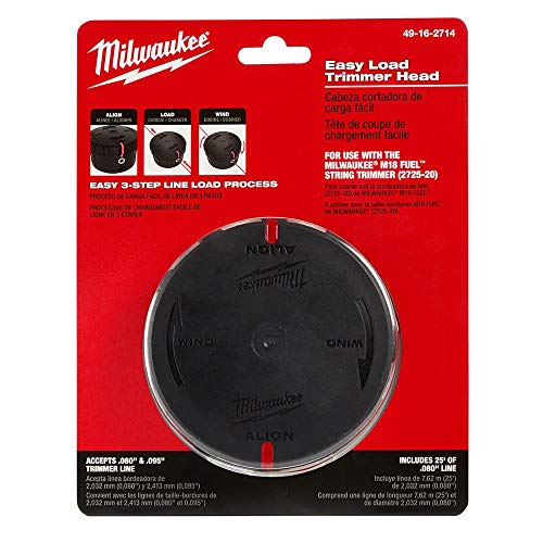 Milwaukee 49-16-2714 REPL EASYLD TRIMMER HEAD