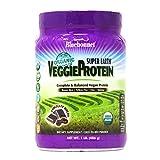 BlueBonnet Nutrition Super Earth Organic VeggieProtein Powder Original, Chocolate Mocha Flavor, 1 Pound, 16 Ounce