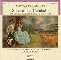 Sonatas for Harpsichord With Flute & Cello
