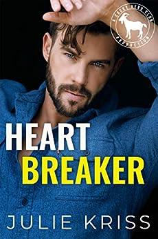 Heartbreaker: A Hero Club Novel by [Julie Kriss, Hero Club]