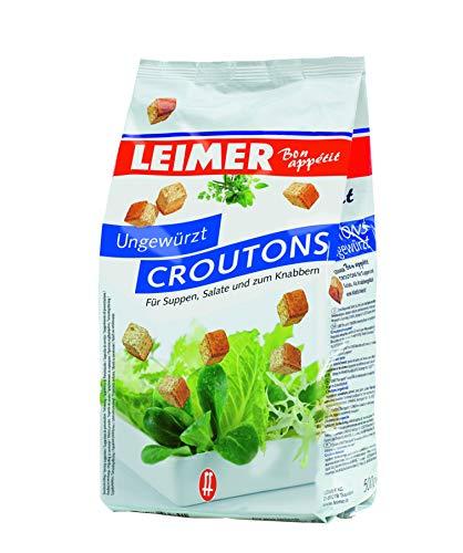 Leimer Croutons ungewürzt, 500 g