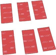 3M VHB Clear Dubbelzijdige Zelfklevende Foam Tape - Pack van 6 Pads