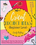 Cricut Project Ideas [Beginner Level]: Choose between 40+ Trendy Ideas & Make Your First Cut Supported by Professional Illustrated Instructions. BONUS: 14 Vinyl Projects (3A) (The Diy-Namic)