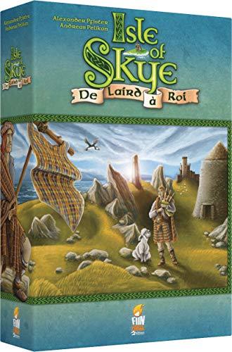 Isle of Skye - Asmodee - Jeu de société - Jeu de tuiles -...