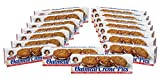 Little Debbie Oatmeal Creme Pies, 192 Soft Oatmeal Cookies with Creme (16 Boxes)