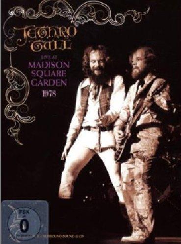 Jethro Tull: Live at Madison Square Garden 1978 (DVD/CD)
