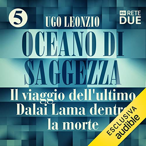 Oceano di saggezza 5 audiobook cover art