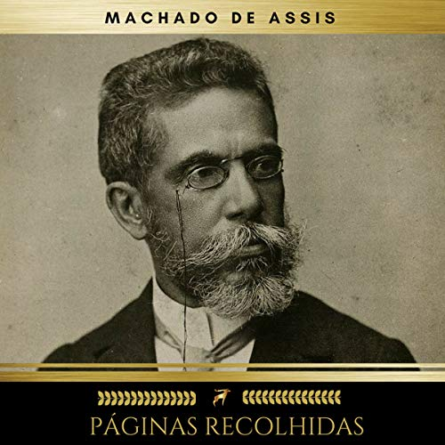 Páginas Recolhidas audiobook cover art