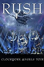 Rush - Clockwork Angels Tour (2DVDS) [Japan DVD] GQBS-90125