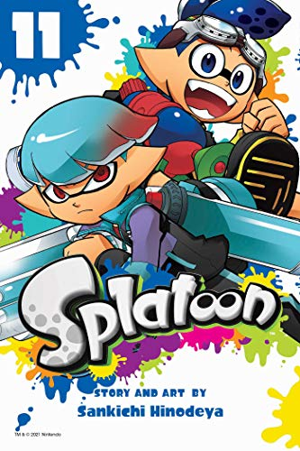 Splatoon, Vol. 11