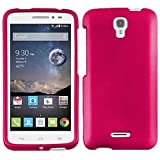 FastSun Hard Case Phone Cover for Alcatel onetouch Pop Astro 5042T for Alcatel Pixi Charm A450TL (Pink)