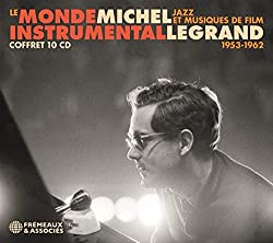 Le Monde Instrumental de-Jazz et Musiques de Films 1953/1962
